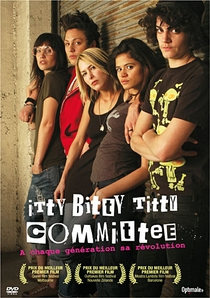 Itty Bitty Titty Committee - Poster / Capa / Cartaz - Oficial 1
