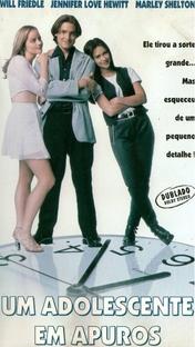Um Adolescente em Apuros - Poster / Capa / Cartaz - Oficial 2