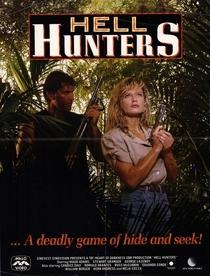 Hell Hunters - Poster / Capa / Cartaz - Oficial 1