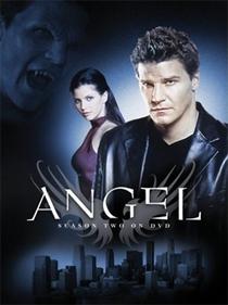 Angel: O Caça-Vampiros (2ª Temporada) - Poster / Capa / Cartaz - Oficial 1
