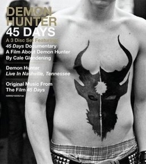 Demon Hunter - 45 Days - Poster / Capa / Cartaz - Oficial 1
