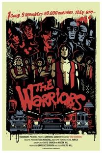 Warriors - Os Selvagens da Noite - Poster / Capa / Cartaz - Oficial 7