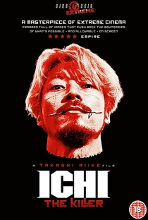 Ichi - O Assassino - Poster / Capa / Cartaz - Oficial 12