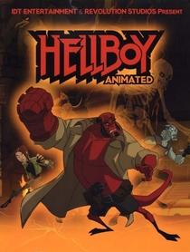 Hellboy Animated: Sapatos de Ferro - Poster / Capa / Cartaz - Oficial 1