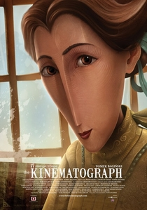 The Kinematograph - Poster / Capa / Cartaz - Oficial 1