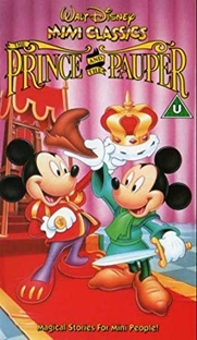 O Príncipe e o Mendigo - Poster / Capa / Cartaz - Oficial 4