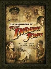 O Jovem Indiana Jones (2ª Temporada) - Poster / Capa / Cartaz - Oficial 1