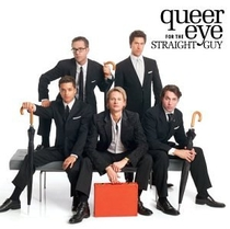Queer Eye for the Straight Guy - Poster / Capa / Cartaz - Oficial 2