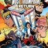 Bill & Ted: preview da 1ª edição da continuação em quadrinhos