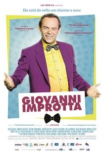 Giovanni Improtta - Poster / Capa / Cartaz - Oficial 1