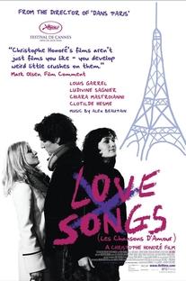 Canções de Amor - Poster / Capa / Cartaz - Oficial 3