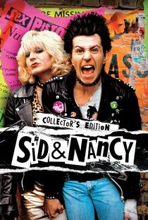 Sid & Nancy - O Amor Mata - Poster / Capa / Cartaz - Oficial 8