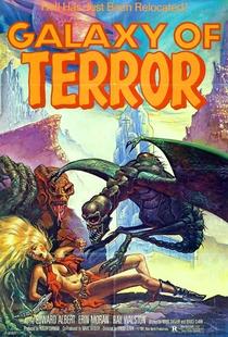 Galáxia do Terror - Poster / Capa / Cartaz - Oficial 1
