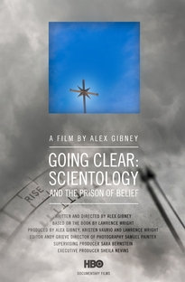 Going Clear: Scientology and the Prison of Belief  - Poster / Capa / Cartaz - Oficial 3