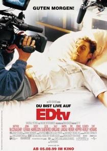 Ed TV - Poster / Capa / Cartaz - Oficial 1