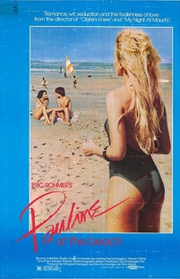 Pauline na Praia - Poster / Capa / Cartaz - Oficial 5