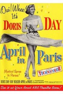 Paris em Abril - Poster / Capa / Cartaz - Oficial 1