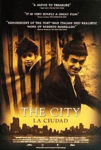 La Ciudad - Poster / Capa / Cartaz - Oficial 1