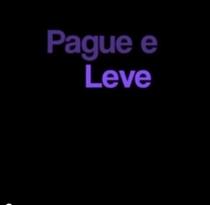 Pague e Leve (1ª Temporada) - Poster / Capa / Cartaz - Oficial 1