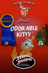 Odor-Able Kitty - Poster / Capa / Cartaz - Oficial 1