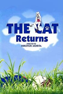 O Reino dos Gatos - Poster / Capa / Cartaz - Oficial 8