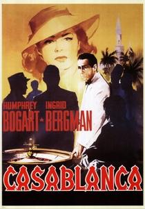 Casablanca - Poster / Capa / Cartaz - Oficial 1