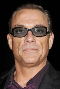 Jean-Claude Van Damme - Poster / Capa / Cartaz - Oficial 7