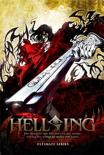 Hellsing Ultimate - Poster / Capa / Cartaz - Oficial 5