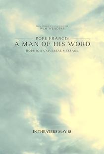 Papa Francisco: Um Homem de Palavra - Poster / Capa / Cartaz - Oficial 2
