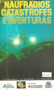 Naufrágios, Catástrofes e Aventuras - Poster / Capa / Cartaz - Oficial 1