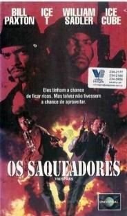 Os Saqueadores - Poster / Capa / Cartaz - Oficial 2