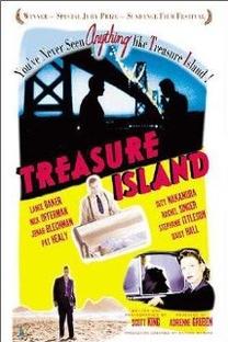 Treasure Island - Poster / Capa / Cartaz - Oficial 1