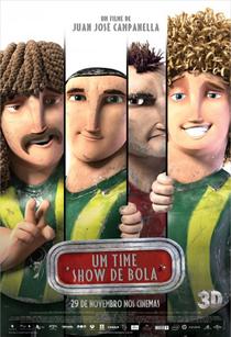 Um Time Show de Bola  - Poster / Capa / Cartaz - Oficial 1