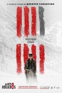Os Oito Odiados - Poster / Capa / Cartaz - Oficial 22