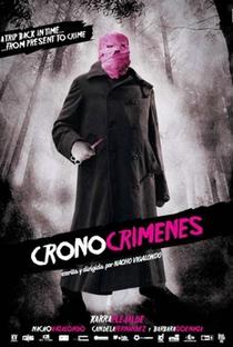 Crimes Temporais - Poster / Capa / Cartaz - Oficial 1