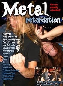 Metal Retardation  - Poster / Capa / Cartaz - Oficial 1