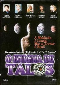 O Enigma de Talos - Poster / Capa / Cartaz - Oficial 1