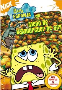 Bob Esponja - Medo de Hambúrguer de Siri - Poster / Capa / Cartaz - Oficial 1