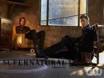 Sobrenatural (7ª Temporada) - Poster / Capa / Cartaz - Oficial 6