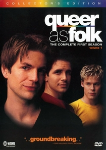 Queer as Folk (1ª Temporada) - Poster / Capa / Cartaz - Oficial 2