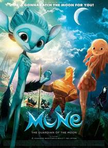 Mune, O Guardião da Lua - Poster / Capa / Cartaz - Oficial 2