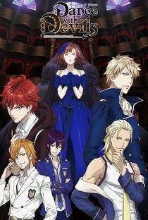 Dance with Devils - Poster / Capa / Cartaz - Oficial 1