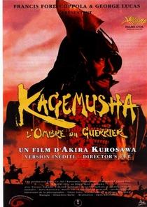 Kagemusha, a Sombra do Samurai - Poster / Capa / Cartaz - Oficial 8