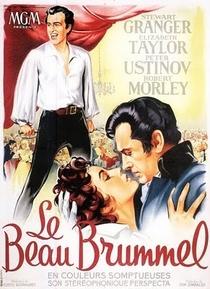 O Belo Brummell - Poster / Capa / Cartaz - Oficial 1