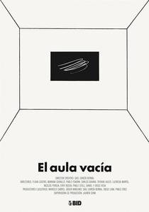 A Aula Vazia - Poster / Capa / Cartaz - Oficial 1