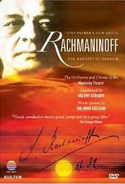 Rachmaninoff - The Harvest of Sorrow - Poster / Capa / Cartaz - Oficial 1