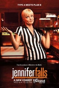 Jennifer Falls (1ª Temporada)  - Poster / Capa / Cartaz - Oficial 2