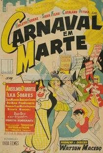 Carnaval em Marte - Poster / Capa / Cartaz - Oficial 1