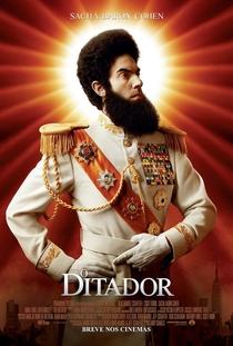 O Ditador - Poster / Capa / Cartaz - Oficial 3