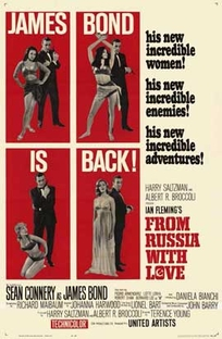 Moscou Contra 007 - Poster / Capa / Cartaz - Oficial 5